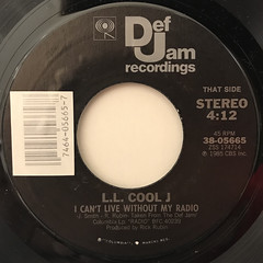 L.L. COOL J:I CAN GIVE YOU MORE(LABEL SIDE-B)
