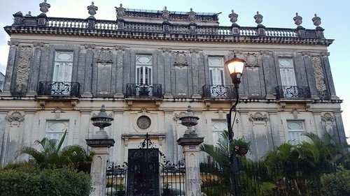 An old mansion in Merida.