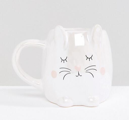 Кружка-заяц