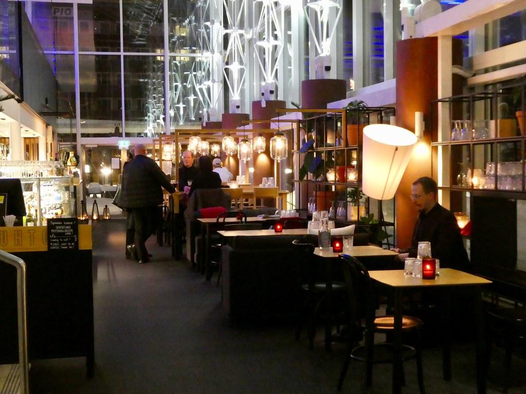 Tuhto Restaurant, Tampere