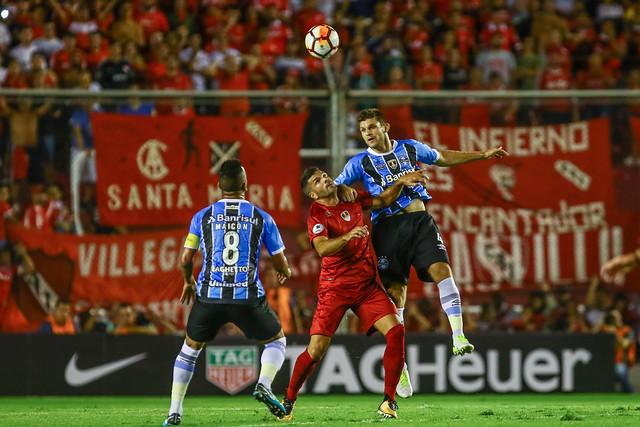 Gremio x Independiente