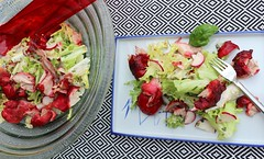 Salad Of Endive & Chili Chicken