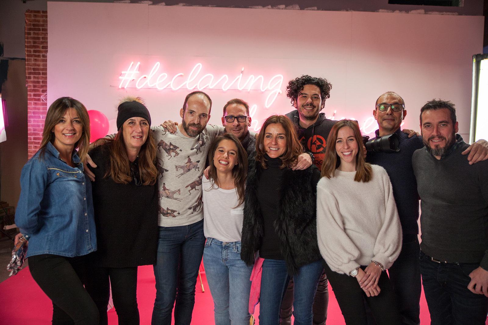 DECLARING HAPPINESS DE LANCÔME Y CÓMO SER FELIZ influencer barcelona fashion sephora spain felicidad laura santolaria influencer barcelona beauty