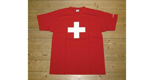 Švýcarské triko - pánské L