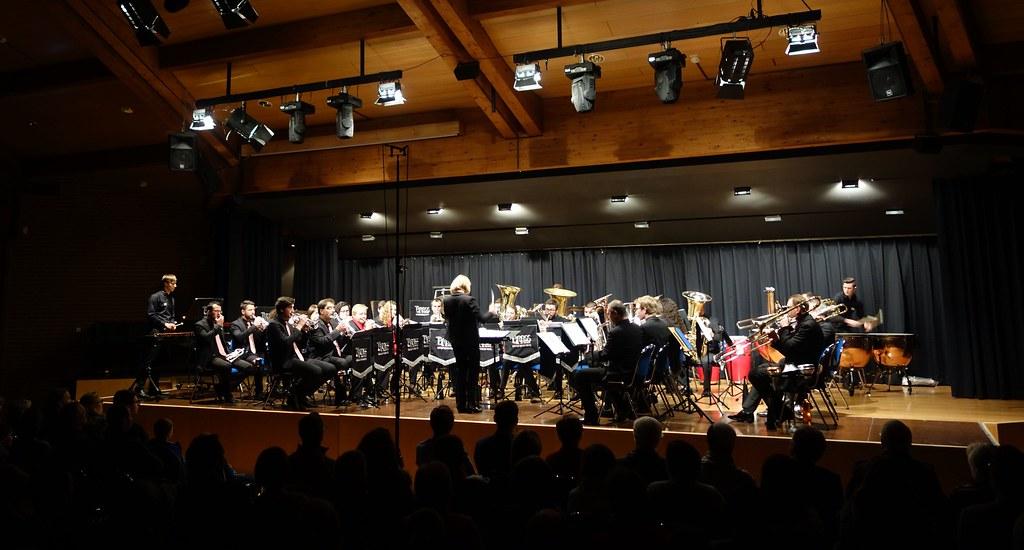 Blech² - Gemeinschaftskonzert mit der Brass Band Bamberg - 26.11.2017