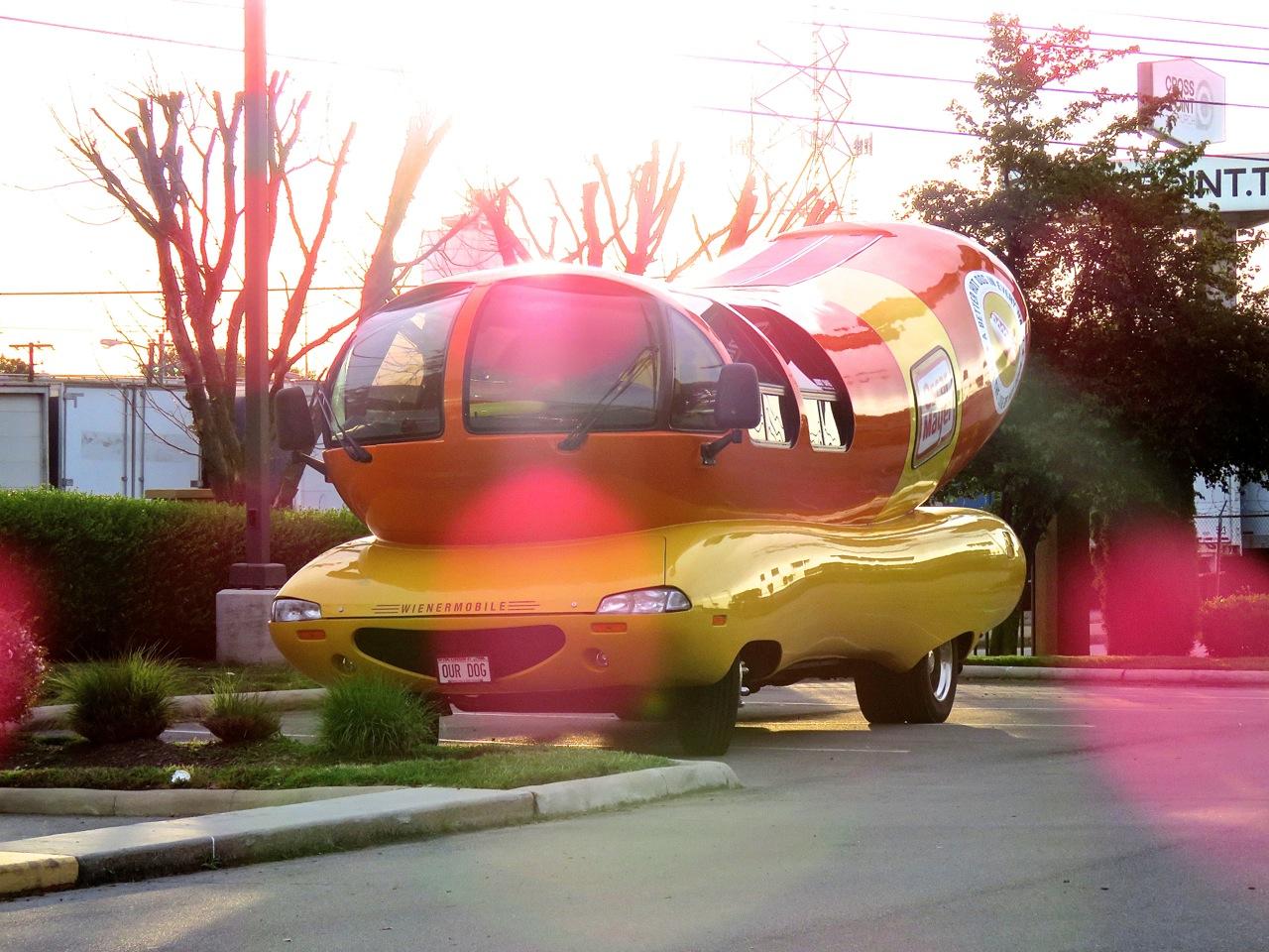 Oscar Mayer Wienermobile 1