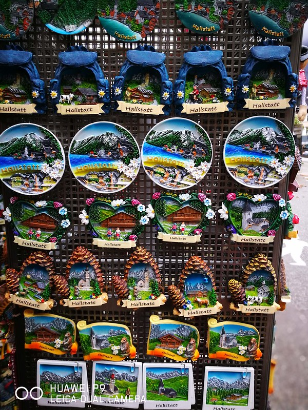 Hallstatt Fridge Magnets