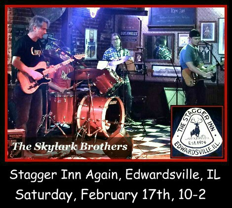 The Skylark Brothers 2-17-18