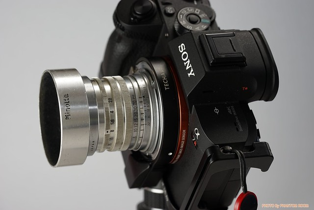 SUPER ROKKOR 50mm F2.8DSC08822
