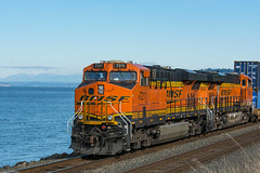 BNSF containers