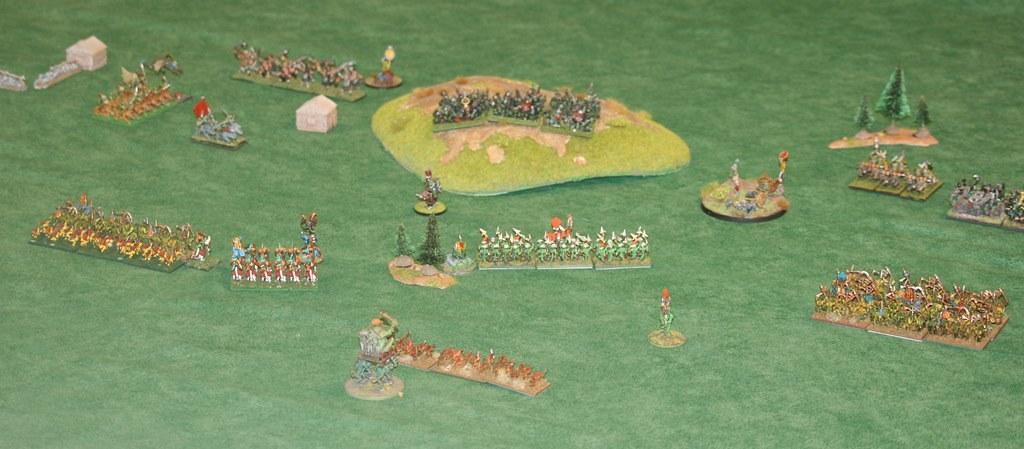 [1200 pts -Orcs & Gobs vs Hommes-Lézards]  26691476288_39a95eefac_b
