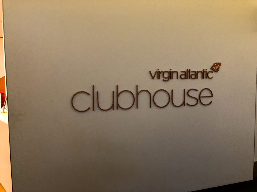 Virgin Atlantic Clubhouse LAX 33
