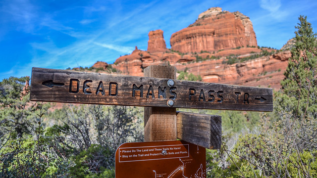 Trails: Deadman's Pass