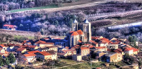 Saint Didier sous Riverie, Rhône-Alpes, France