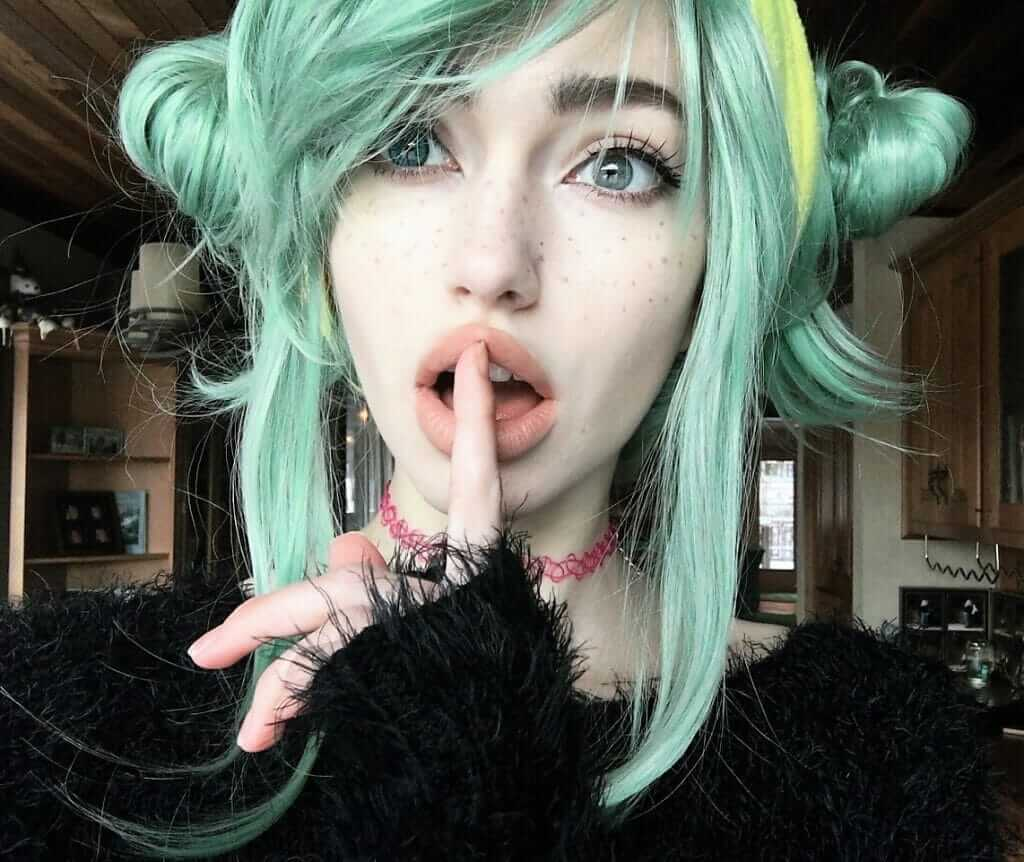 Green Hair Color Ideas You Have To See Fashionre