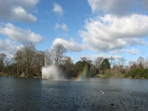 Victoria Park fountain