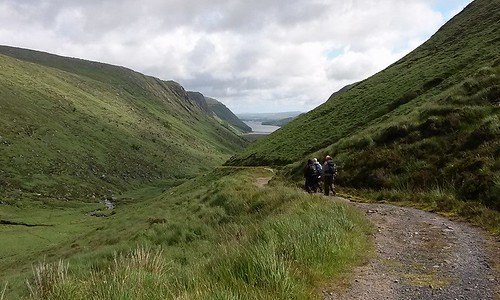 Glenveagh National Park. From Hit the Trails in Northern Ireland & Donegal