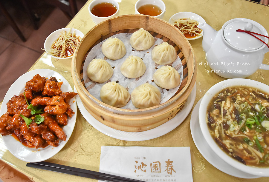 沁園春 台中浙江料理10