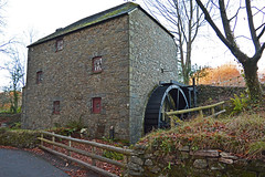 Melin Bompren, a preserved 1853 Corn Mill