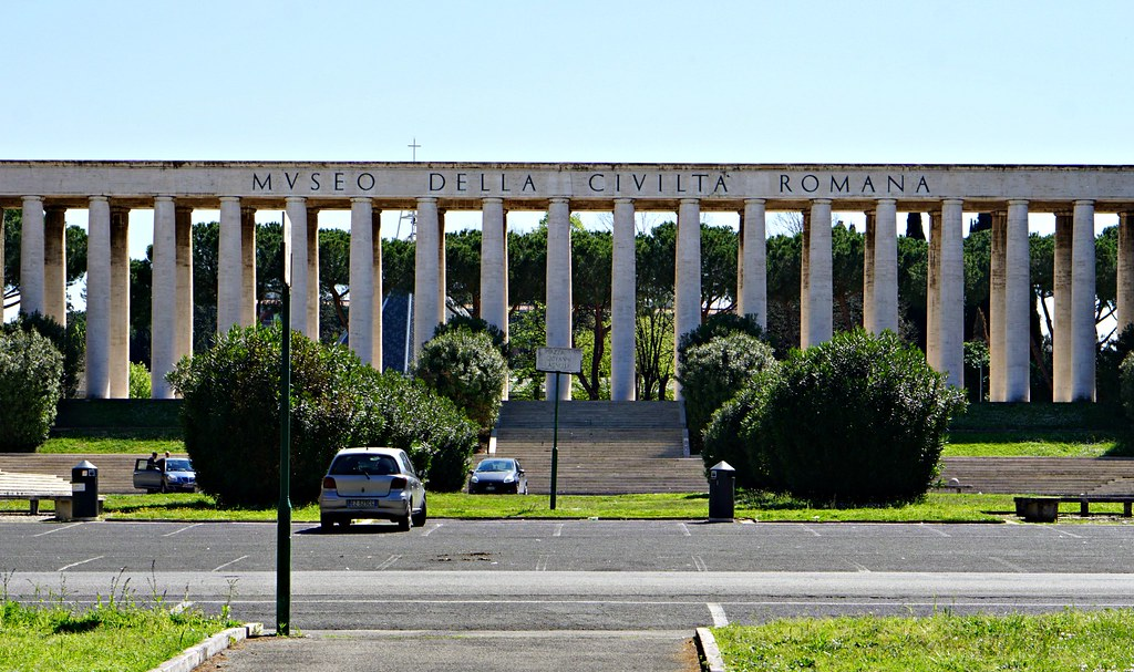 EUR_Museo della Civilta Romana