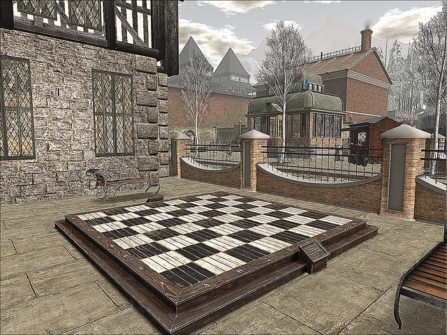 Neu Wulfenstadt - Unrezzable Pieces To This Game