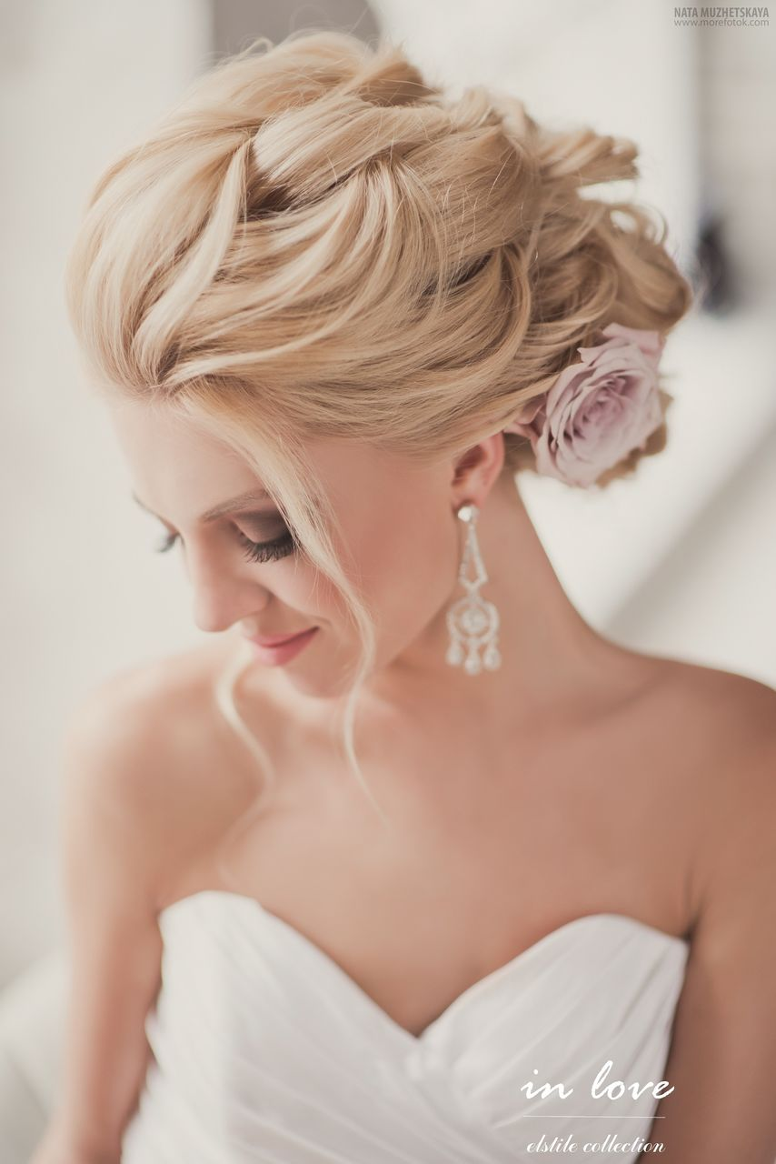 +20 Wedding Day Hairstyles for Brides 2018 - Wedding Hairstyles