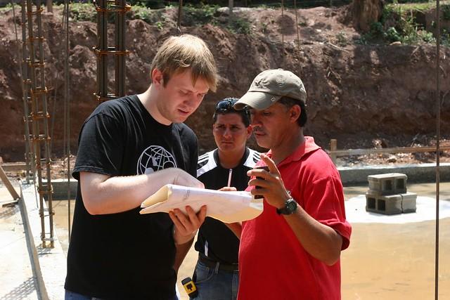 2008-2009 Luis Garcia School Honduras (1st Project)