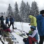 Tourenweekend St.Antönien Feb 18' - 3.Tag Gulmen