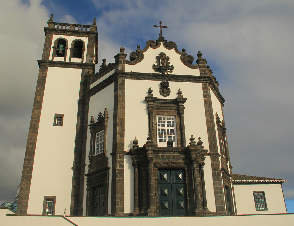St. Peter's Parish Church, Ponta Delgada