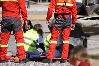 Práctica Accidente Múltiples Víctimas (150)