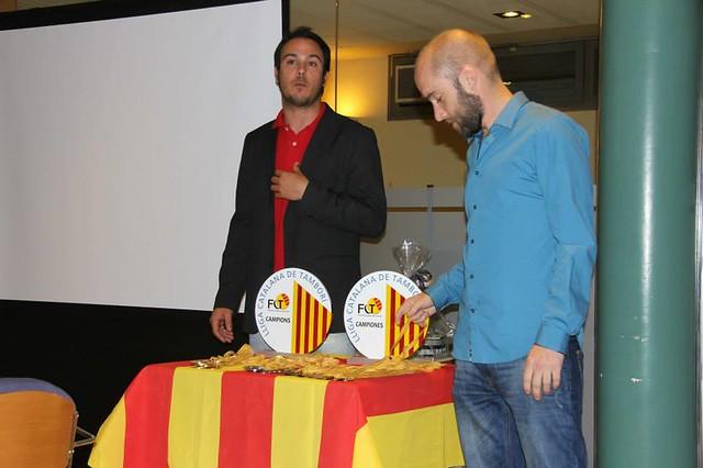 """Galeria """"Nit del Tamborí"""", sopar de cloenda de la 5ª Lliga Catalana 2013-2014"""