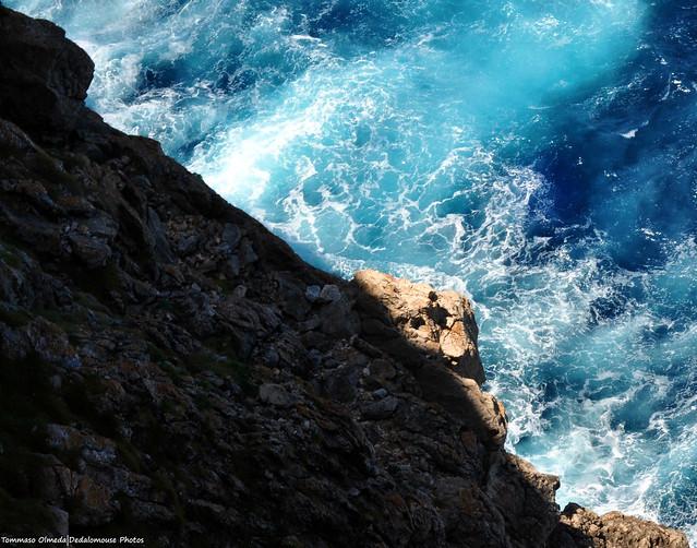 Mare e roccia - Sea and rock - Mar y roca
