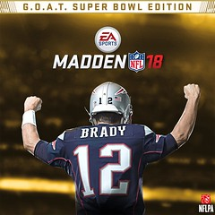 Madden NFL 18: G.O.A.T. Super Bowl Edition