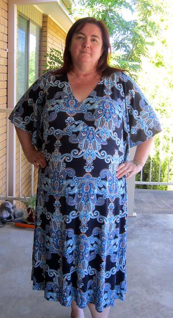 Portia dress toile