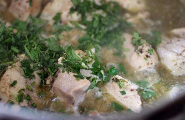 Pollo a la Provenzal (4)