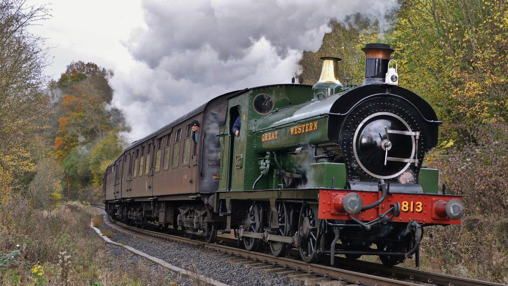 Image result for GWR 813