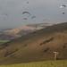 SDW: Devil's Dyke - paragliders