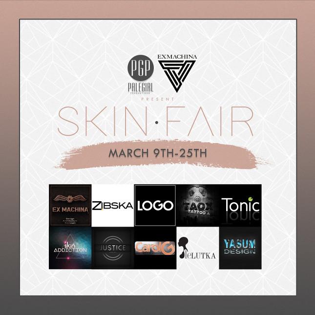 Skin Fair 2018