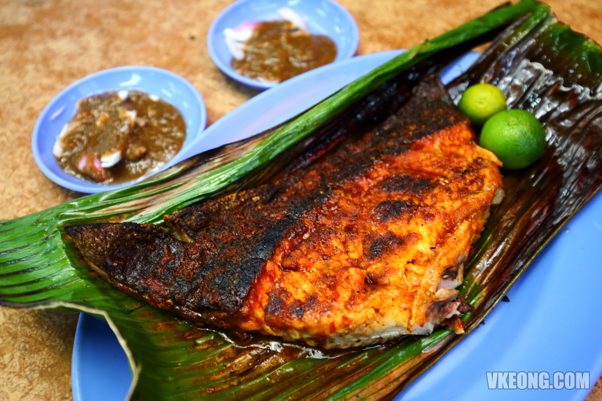 Klang-Pandamaran-Grilled-Stingray