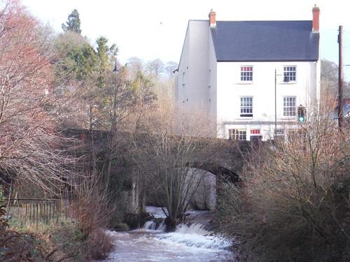 Bridge over River Honddu, Brecon