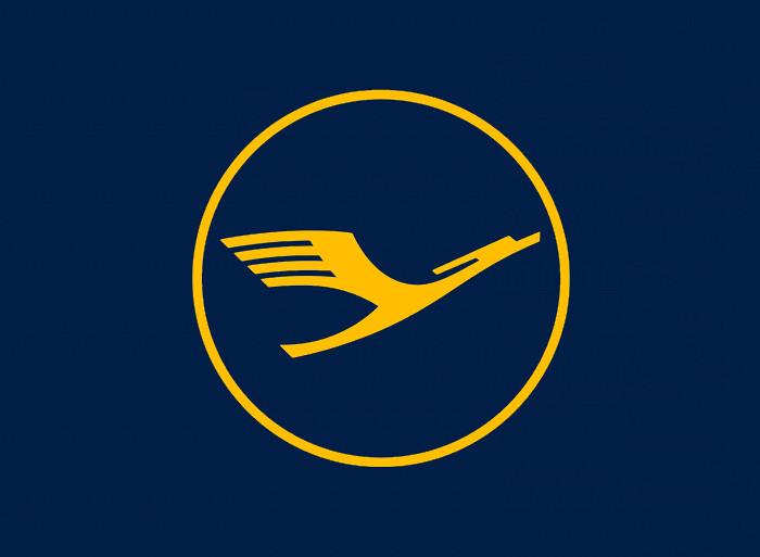 Lufthansa Logo (rechts)