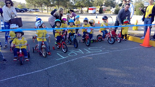 2018 Cathedral School of St. Jude Holds Trike-A-Thon to Benefit St. Jude CHildren's Research Hospital