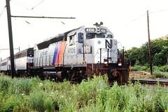 NJT 4106 at South Amboy, NJ