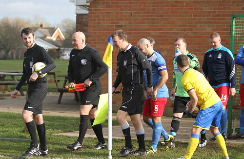 Winslow Utd v Langley