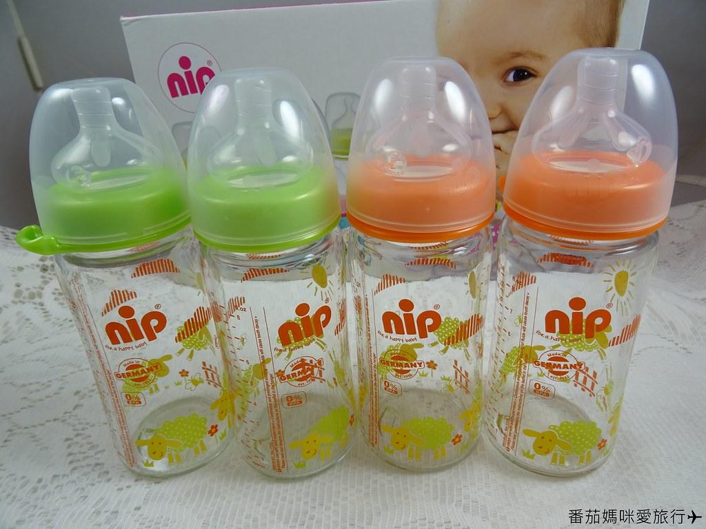nip 德國防脹氣玻璃奶瓶 (11)