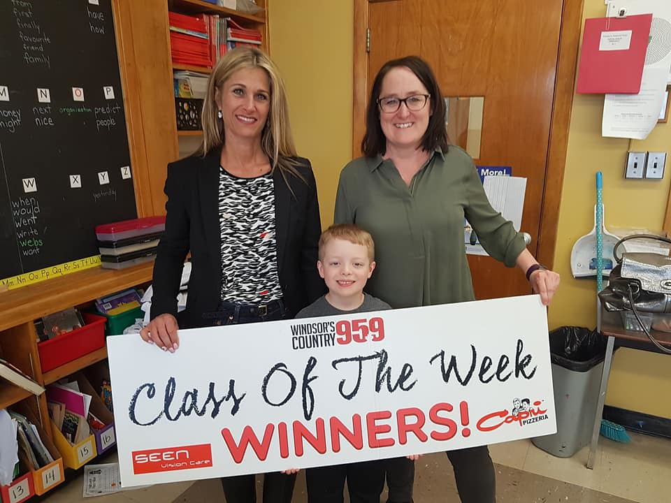class of the Week 2