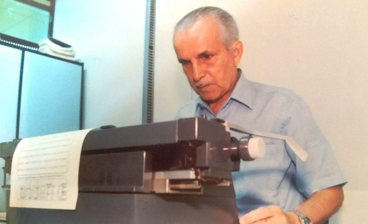 Há 88 anos nascia o poeta Emir Bemerguy; troca de cartas com Ruy Barata