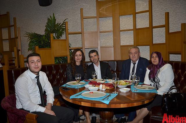 Musa Okan, Fatma Barcın, Mehmet Barcın, Muzaffer Özdemir, Havva Özdemir