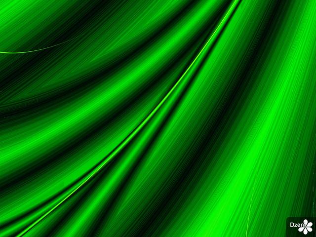 Intense Greenery