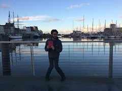 Sun, 01/28/2018 - 19:49 - Princess Pumpalot at #Cherbourg Harbour #France. Thanks for the photo Tom! #Fart2018